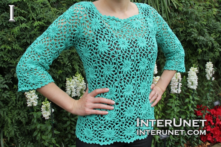 crochet-women's-summer-top