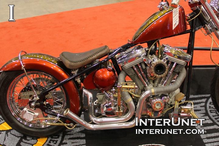 MOD custom bike