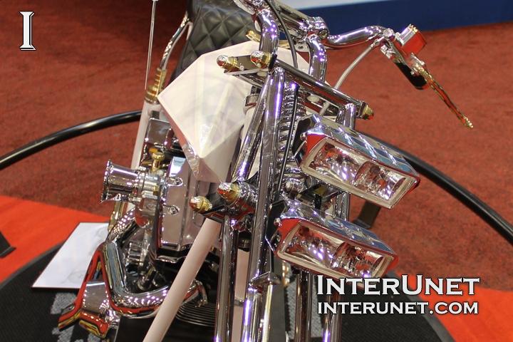 one of a kind cool bike
