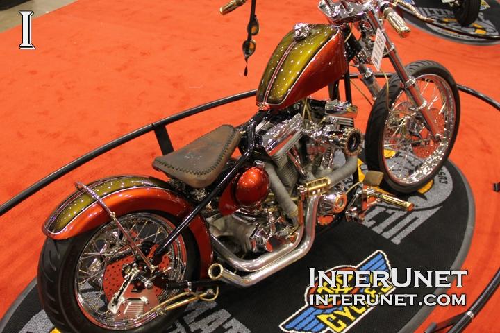 custom built bobber