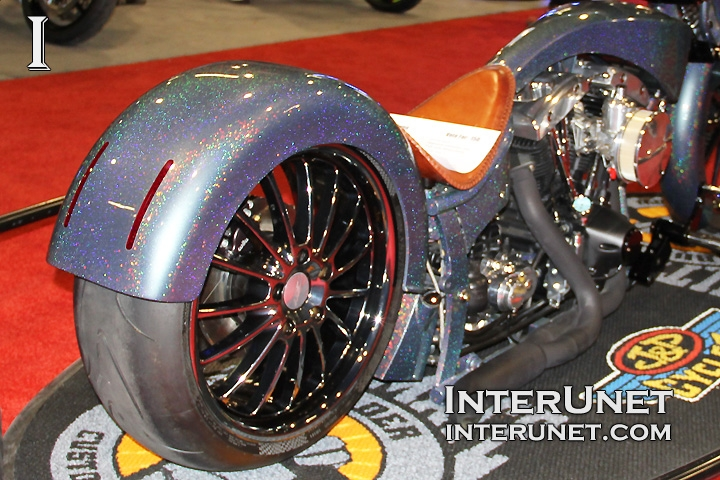 1978 Harley-Davidson-modified