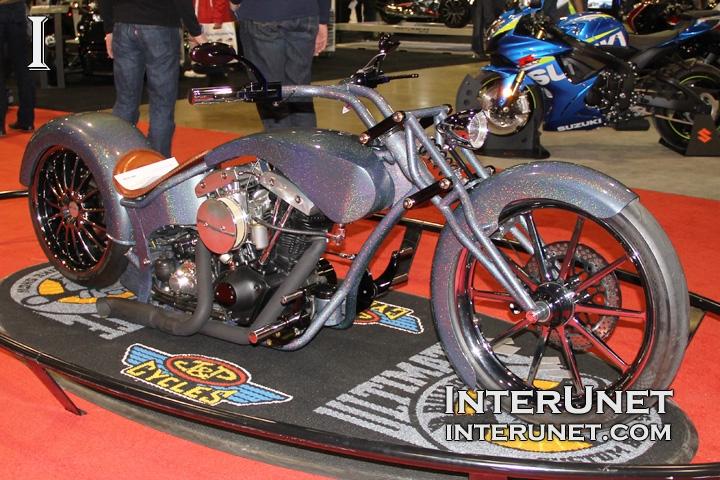 custom-free-style-motorcycle-Harley