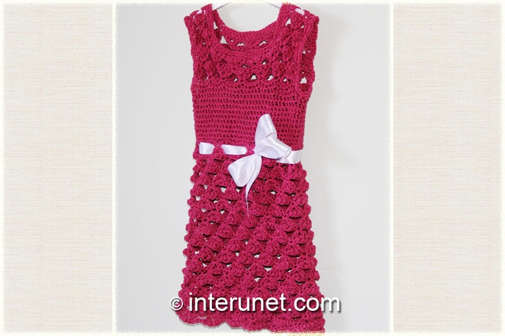 summer-dress-crochet-pattern
