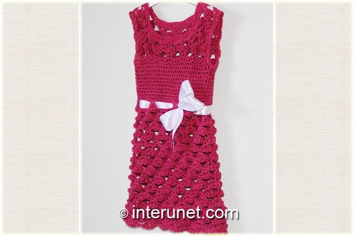 summer-dress-crochet-pattern