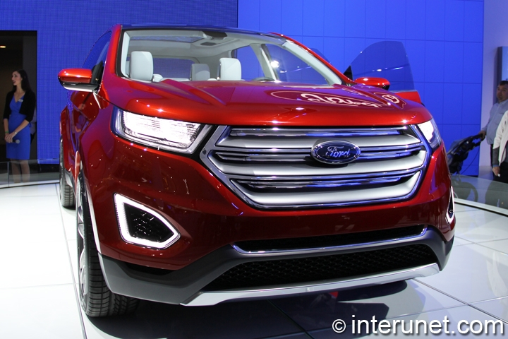 Ford-Edge-Concept-front-view