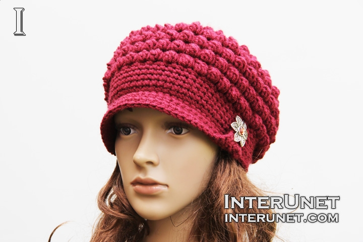 Hat Crochet Pattern Interunet