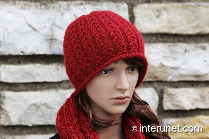 woman's-hat-knitting-pattern
