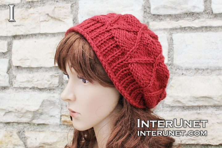 slouchy-hat-knitting-pattern