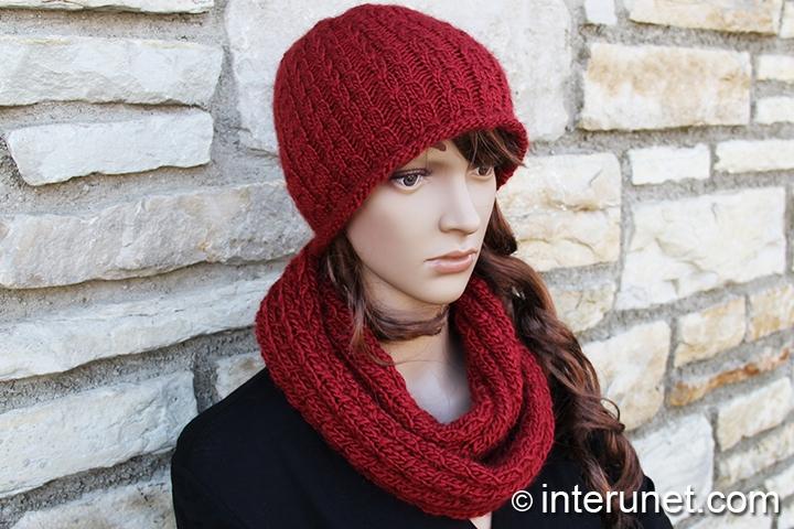 infinity-scarf-knitting-pattern