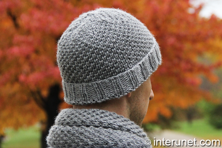 knitted-men's-hat