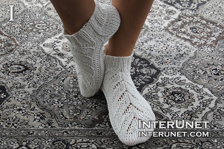 knitted-socks