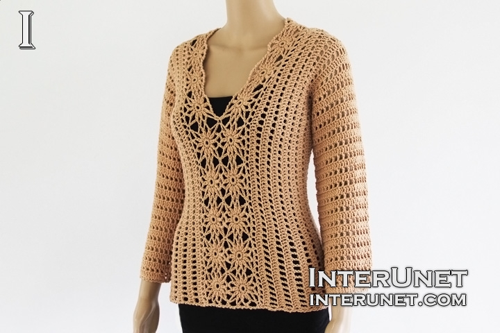 Shrug Crochet Pattern Interunet