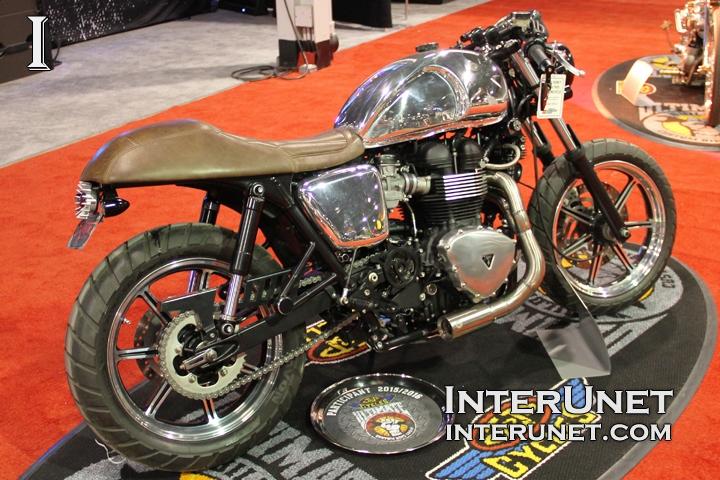 Modified Harley-Davidson