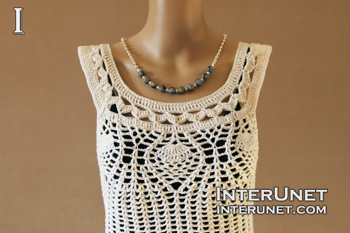 DIY-necklace-for-crochet-summer-top