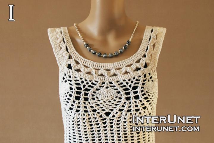 DIY-necklace-for-crochet-summer-top