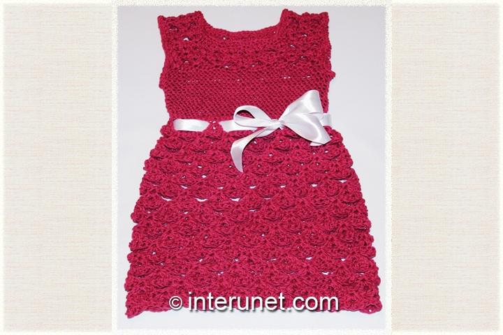 pink-dress-crochet-pattern