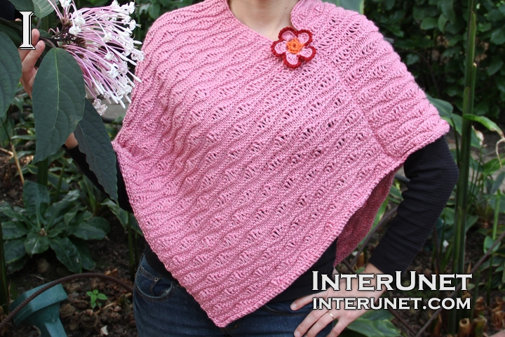 poncho-knitting-pattern