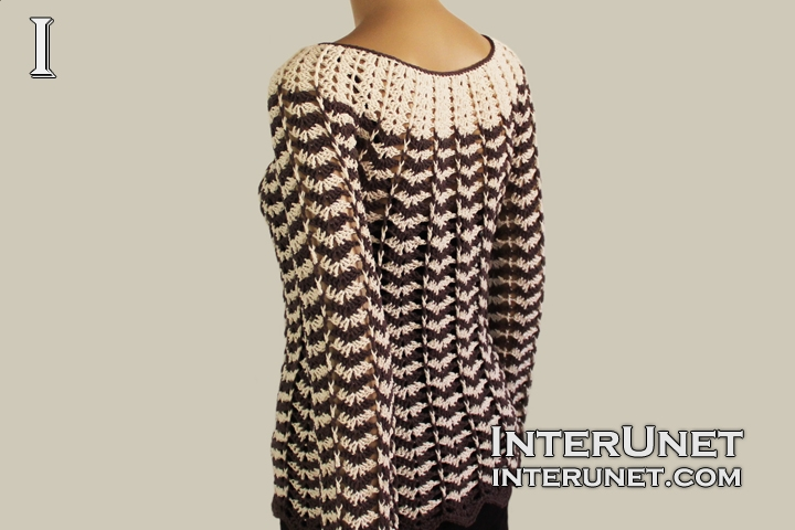 crochet-sweater-pullover-with-sleeves