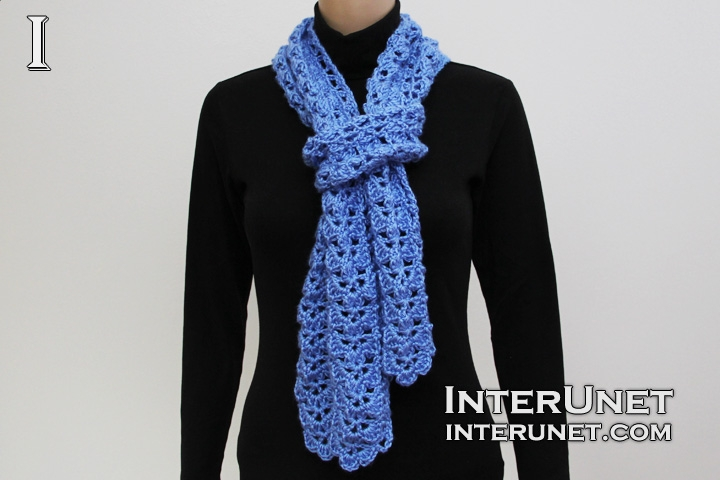 Crochet Websites For Beginners : scarf-crochet-pattern-for-beginners