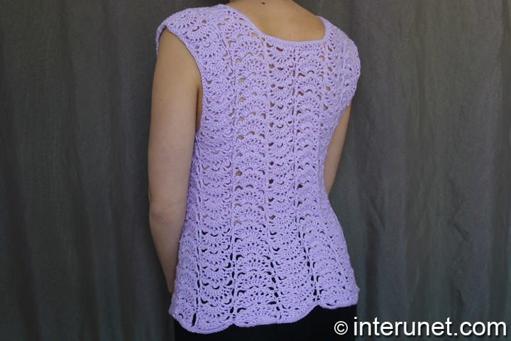 short-sleeve-lace-sweater-crochet-pattern