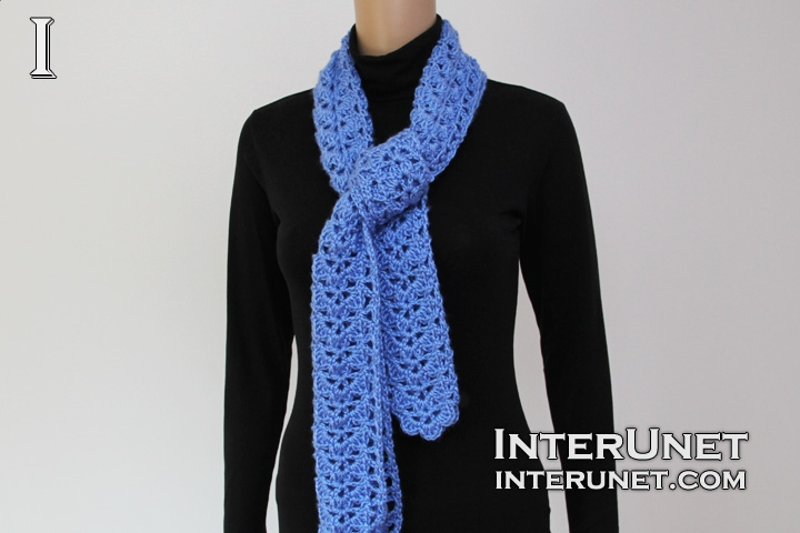 stylish-scarf-crochet-for-beginners