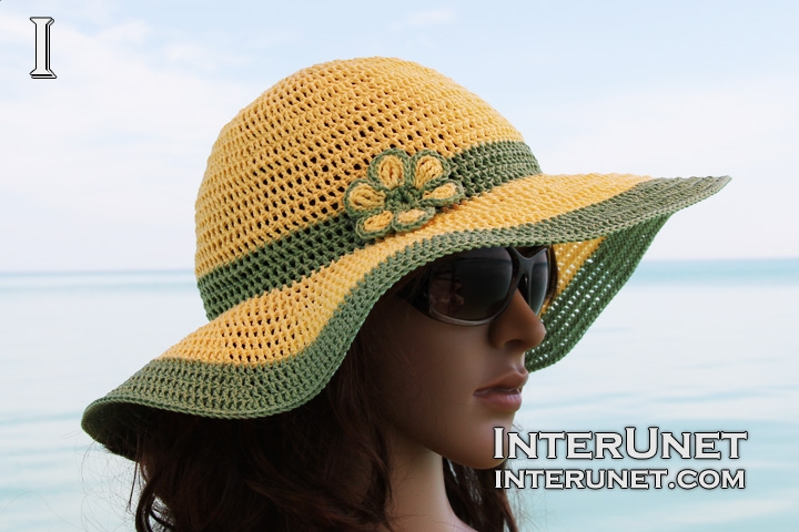 summer-hat-crochet-pattern
