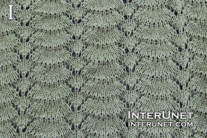 sweater-knitting-pattern-fan-stitch