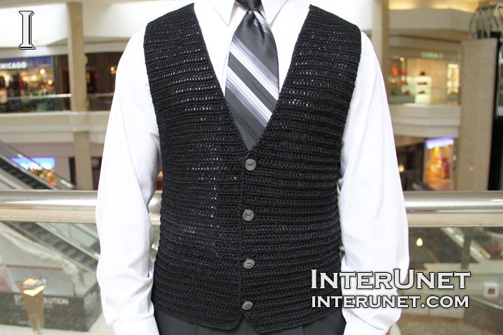 Crochet A Vest Jacket Interunet