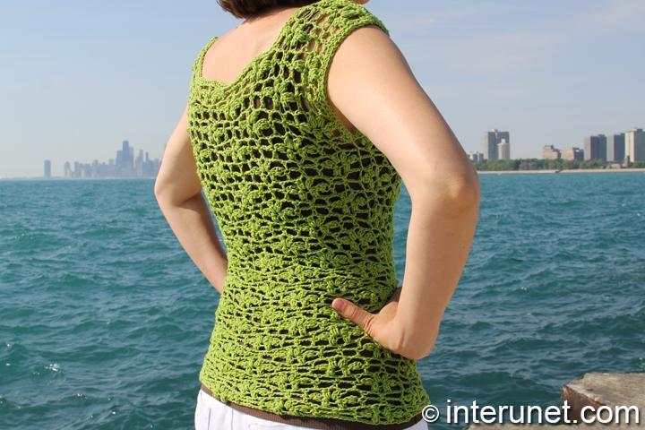 women's-blouse-crochet-pattern