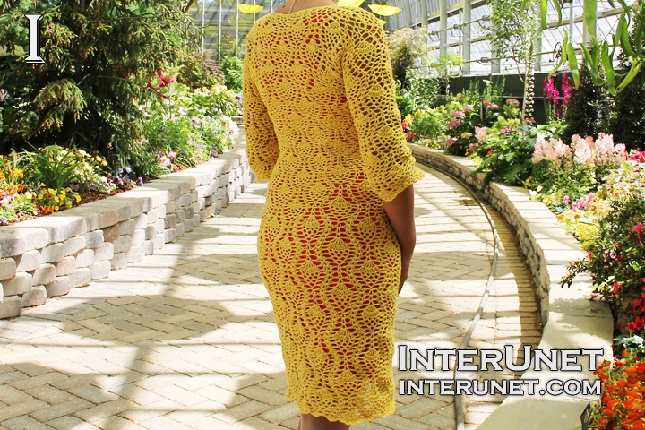 crochet-women's-dress