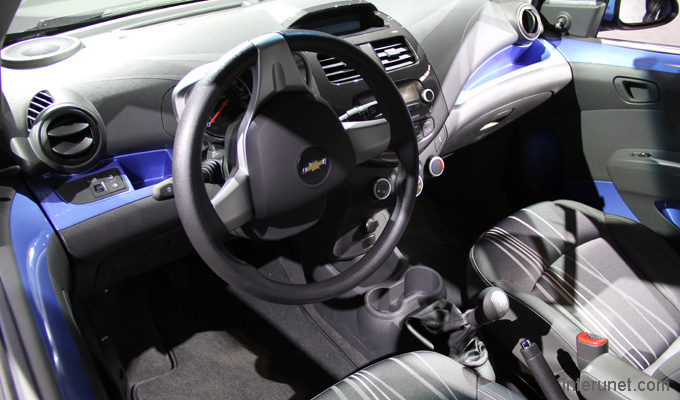2013 Chevrolet Spark Exterior Interior Design Picture | interunet