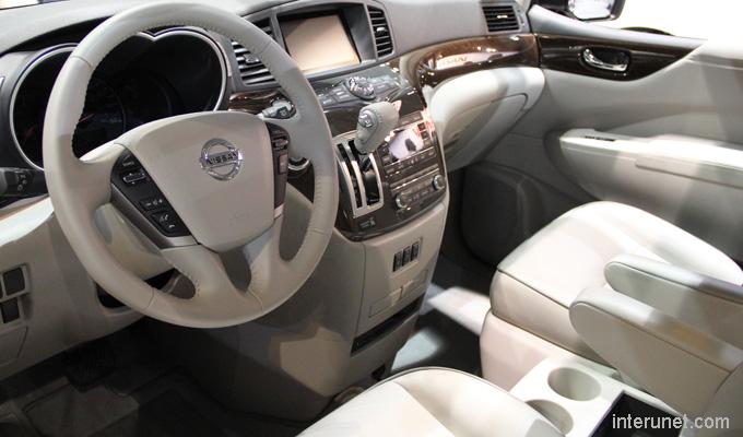 2013 Nissan Quest Exterior Interior Pictures Interunet