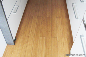 bamboo-flooring-on-kitchen