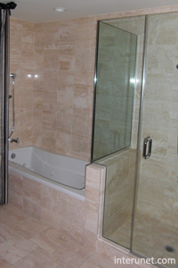 Bathroom Remodeling Cost Interunet - Bathroom remodel cost labor