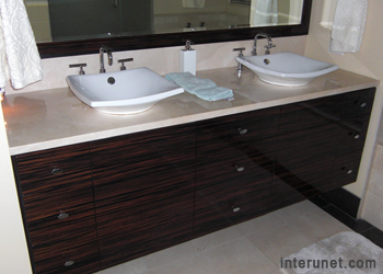 How To Install A Bathroom Vanity. Bathroom Vanity Replacement
