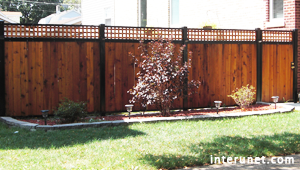 Fence options - what to choose | interunet