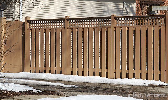 Backyard Privacy Fence Ideas : Backyard Privacy Fence Ideas Charming News Design Wooden Backyard