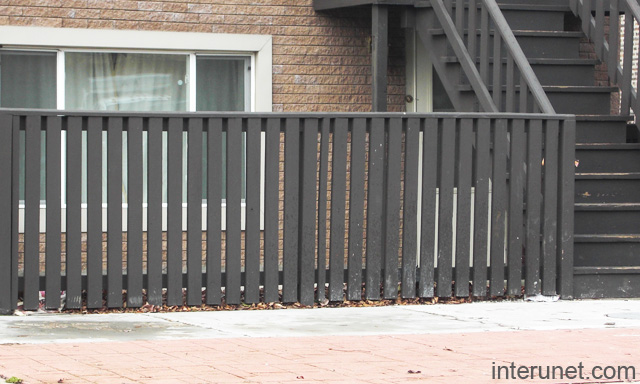 Simple Wood Fence Designs : fences wooden fence previous fence designs next