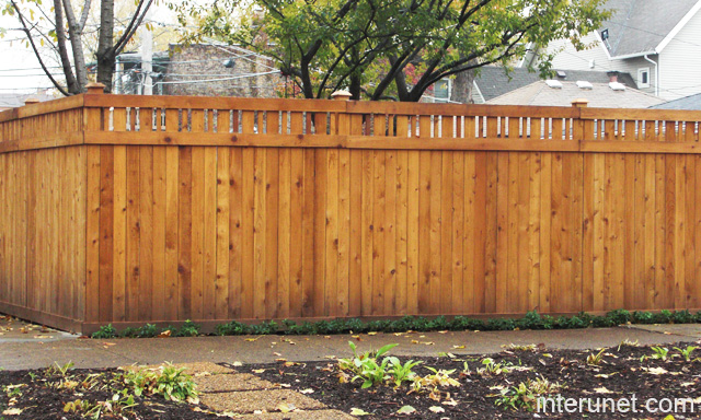 Simple Wood Fence Designs : ... Fence Design further Wood Privacy Fence Gate Designs. on simple wood
