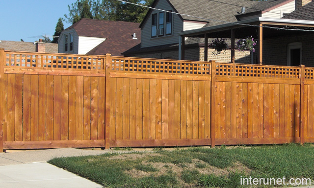 wood privacy fences. Wood-privacy-fence Wood Privacy Fences E