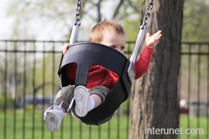 child-on-playground-swing