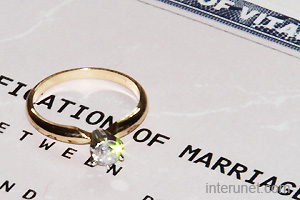 marriage-certificate-with-engagement-ring